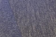 Kuschel-Jersey-melange-blau